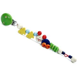 Hess-Spielzeug Schnullerkette Mäuschen