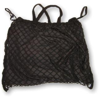 Reer Einkaufsnetz mit Innenfutter und Tragegriff, schwarz