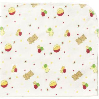 Playshoes Molton-Tuch 75x75 cm 2er Pack multicolor Größe multicolor