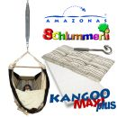 Federwiege Babyhängematte Amazonas Kangoo MAXIplus...