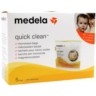 Medela Quick Clean Sterilisationsbeutel