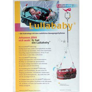 Lullababy Federwiege