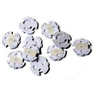 Reer Steckdosenschutz klebbar - 10 Stück
