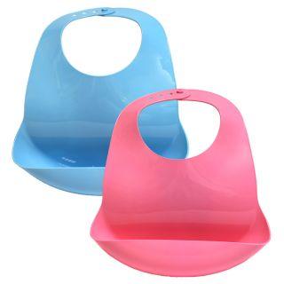 griptight Kunststoff Lätzchen easy wipe mit Auffangschale