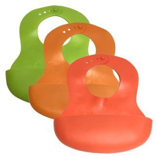 griptight Kunststoff Lätzchen flexi folding mit Auffangschale